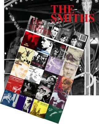 The Smiths Morrissey Set Of 20 Limited Edition  Fridge Magnets