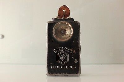 Daimon Telko Focus WW2 Third Reich Germany Military Flashlight 2WK Taschenlampe