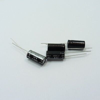 Electrolytic Capacitor 6.3V 1800uF High Frequency RoHS Low ESR