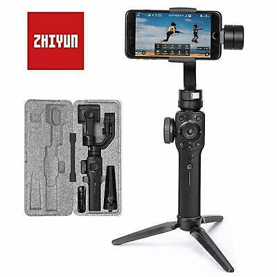 Zhiyun Smooth 4 Handheld 3-Axis Smartphones Gimbal Stabilizer f. iPhone Samsung