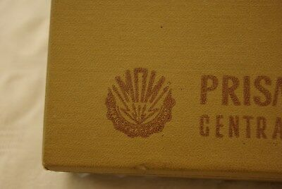 VINTAGE 1970's12x40 PRISMATIC RUSSIAN BINOCULARS IN ORIGINAL BOX
