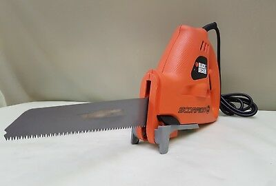 BLACK and DECKER KS890E Scorpion Saw  Powered Electric Hand Saw with Blade ,C3