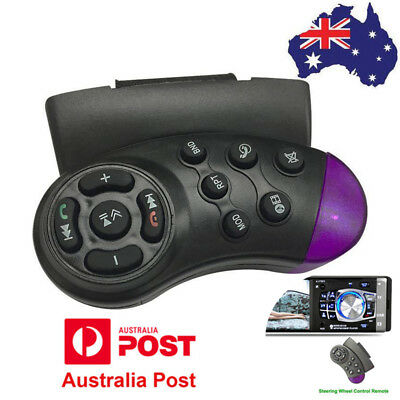 11 key Steering Wheel Remote Control For REAKOSOUND GPS Car CD DVD TV MP3 Player