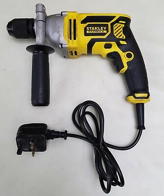 Stanley FATMAX Corded Hammer Drill  750w FME140 240v Good Quality powerful ,C6