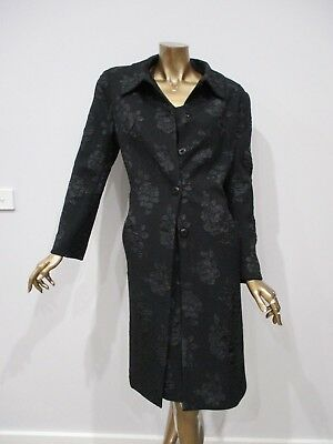 Lisa Ho Size14 Winter Dress & Coat Suit