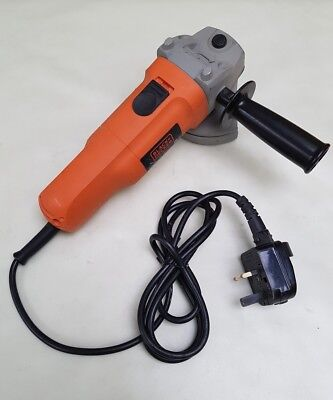 Black and decker Angle Grinder 750W 115mm KG115 Heavy Duty Bare unit , C7
