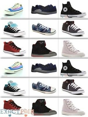 Converse Sneakers - 50 pairs - Various colours and Sizes / Unique models! Kids