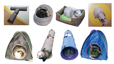 Rosewood Guinea Pig Rabbit Small Animal Beds Igloo Bed Tent