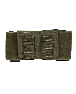 Tasmanian Tiger TT Modular Patch Holder Oliv Tactical Molle Klettfläche