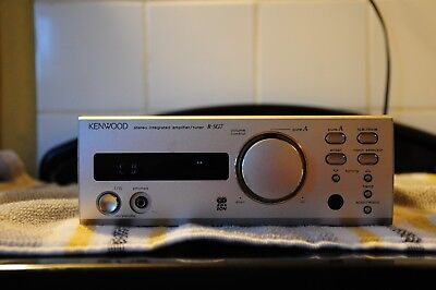 Kenwood R-Sg7 Stereo Integrated Amplifier / Receiver