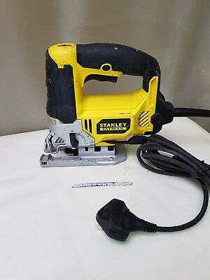 Stanley Fatmax Jig Saw FME340 710w With Blade and Variable Speed C14