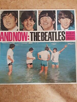 LP The Beatles- and now