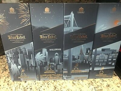 Johnnie Walker Blue Label Limited Editions