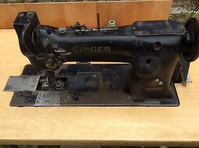 Singer 112W140 Industrial Double Needle Sewing Machine MAKE OFFER