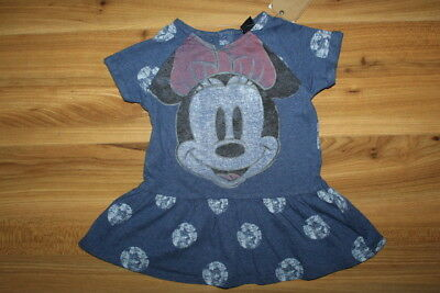 NEXT girls MINNIE MOUSE dress 6-9 months NEW *I'll combine postage*