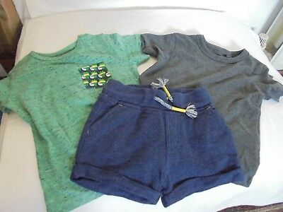 Next Baby Boys T-Shirts & Shorts Age 6-9 Months