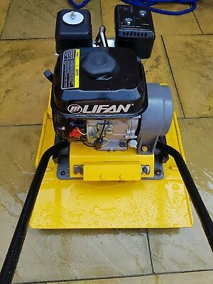 compactor wacker plate used