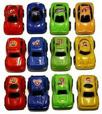 1 Mini Pullback Cars Fun Kids Party Bag Fillers Boys Toys Loot Children Gifts