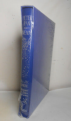 Peter Pan And Wendy J.M. Barrie Folio Society Boxed Unopened