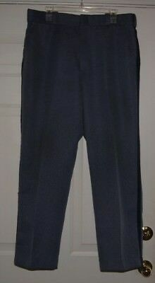 Usps Flying Cross Winter Weight Letter Carrier Uniform Mens Pants Sz 38R Insm 30