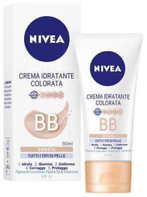 Crema Idratante Colorata BB Dorata 50 ml