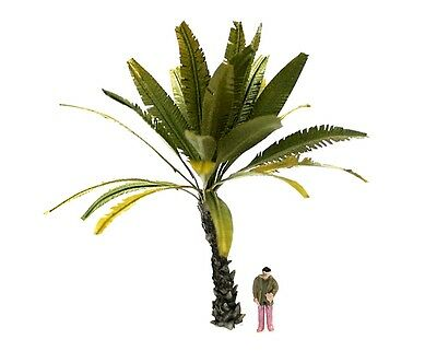 1/100 Realistic Palm Tree. 8 Cm. Height. Tpa-011