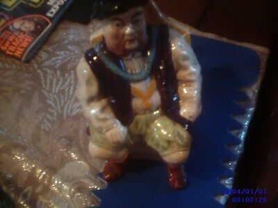 melba ware henry the 8th toby jug,