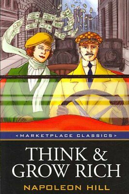 Think and Grow Rich, Paperback by Hill, Napoleon