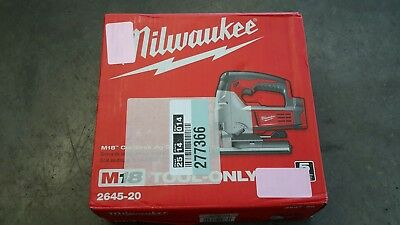 Milwaukee M12 Corldess Jig Saw(2445-20) NIB