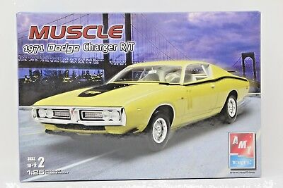 1971 Dodge Charger R/T Model Car 1:25 scale