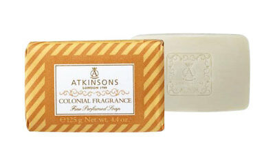 Fine Perfumed Soaps Sapone Colonial Fragrance 125 gr