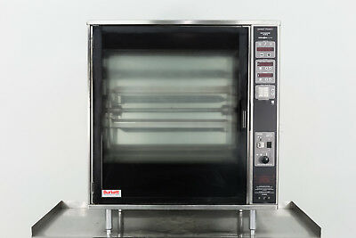 Used Henny Penny SCR-8 32-Bird Electric Rotisserie Oven