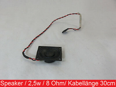 PC Speaker Intern 2,5w Computer Mainboard Lautsprecher BIOS Buzzer Board Beeper