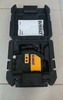 Dewalt Dw088 - 2 Way Self-Levelling Laser