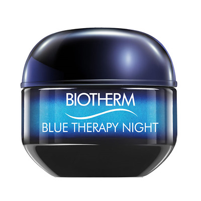 Blue Therapy Creme Nuit - Crema Viso Notte 50 ml
