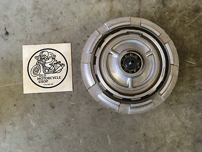 1985 Honda Vt1100 Clutch Pack With Inner Hub & Pressure Plate