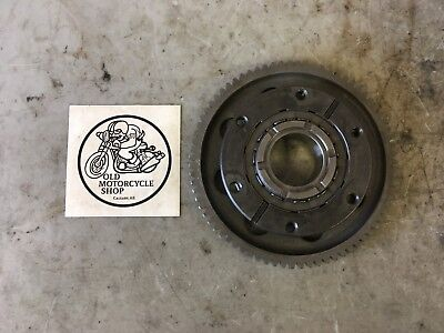 1985 Honda Vt1100 Starter Clutch With Ring Gear