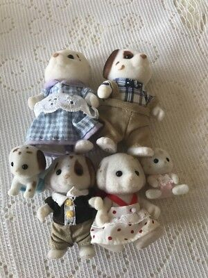 Sylvanian Families Brown Dog