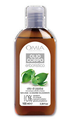 Olio Corpo all'Olio di Jojoba 100 ml