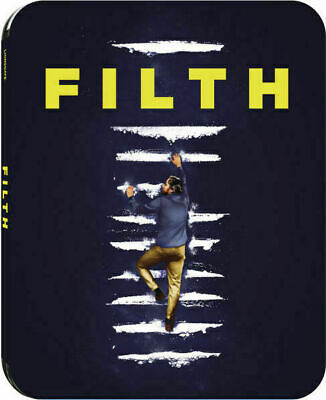 Filth- Limited Edition Steelbook [Blu-ray] New and Factory Sealed!!