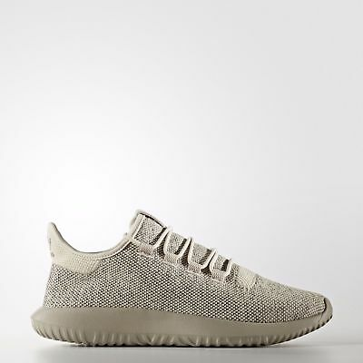 718b6af98398ce Adidas Original Men s TUBULAR SHADOW KNIT NEW AUTHENTIC Light Brown Clear  Brown