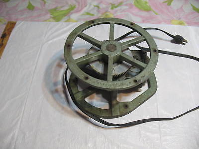 Motiondiser Model 500 Young Electro, Revolving Base Store Display 250# Capacity