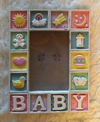 Decrative BABY Picture Frame KEEP SAKE