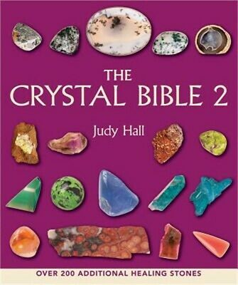 The Crystal Bible, Volume 2 (Paperback or Softback)
