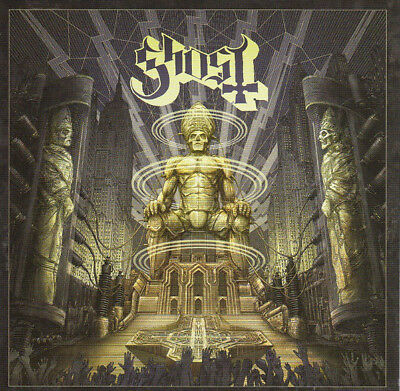 Ceremony and Devotion by Ghost B.C. (Sweden) 2CD (Loma Vista) Heavy Doom Metal