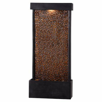 Indoor Fountains For Home Indoor fountains home dcor home garden picclick kenroy home forged water tablewall fountain workwithnaturefo