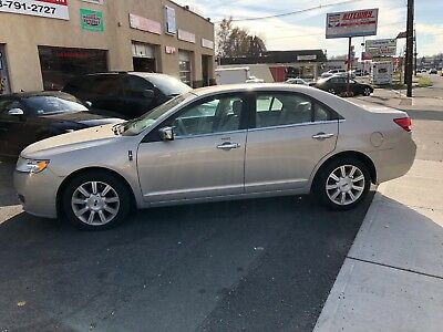 2010 Lincoln MKZ/Zephyr MKZ 2010 Lincoln MKZ FLORIDA CERTIFICATE OF DESTRUCTION NO RESERVE GREAT FOR EXPORT