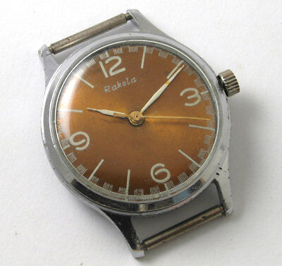 Vintage  Russian watch RAKETA  Men's Soviet USSR  1 MChZ
