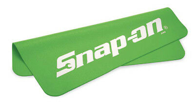 Snap-On Fender Cover 26x36 Green Wrenches Screw Drivers Sockets Impact LED Light