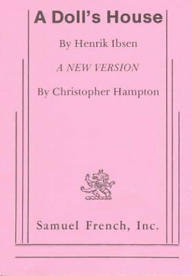 Doll's House : A New Version, Paperback by Ibsen, Henrik; Hampton, Christopher